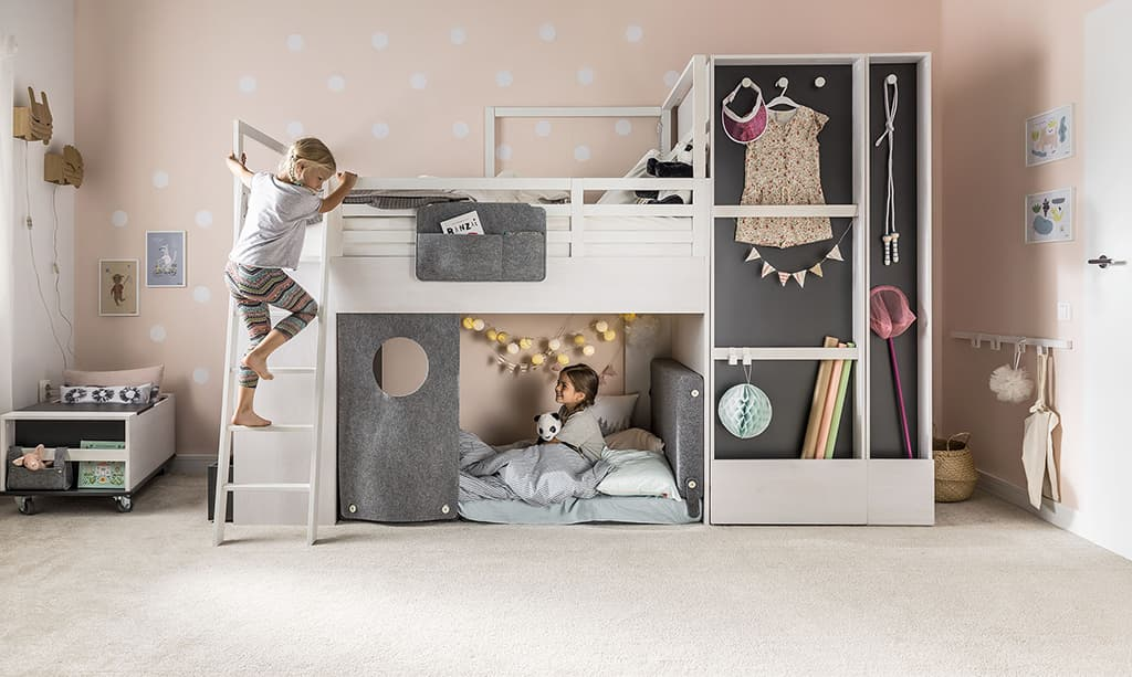 chambre enfant fonctionnelle